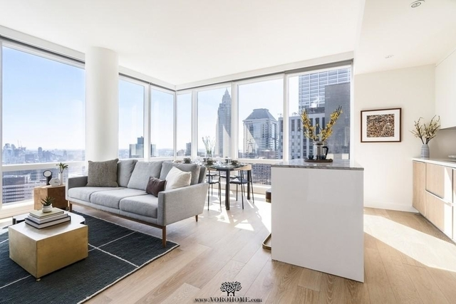 2 Bedrooms, Financial District Rental in NYC for $7,475 - Photo 1