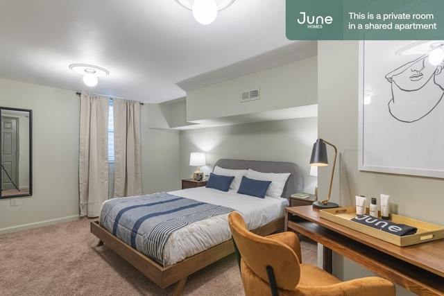 Room, Logan Circle - Shaw Rental in Washington, DC for $1,425 - Photo 1