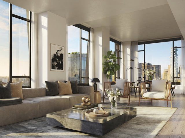 2 Bedrooms, Hudson Square Rental in NYC for $10,929 - Photo 1