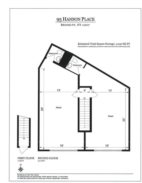 Studio, Fort Greene Rental in NYC for $7,000 - Photo 1