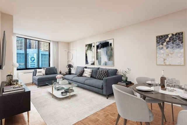 2 Bedrooms, Battery Park City Rental in NYC for $4,400 - Photo 1