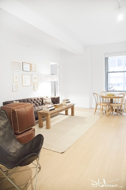 1 Bedroom, Financial District Rental in NYC for $4,082 - Photo 1