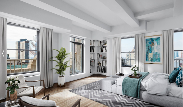 1 Bedroom, Financial District Rental in NYC for $3,380 - Photo 1