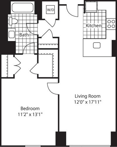 1 Bedroom, Kendall Square Rental in Boston, MA for $3,144 - Photo 1