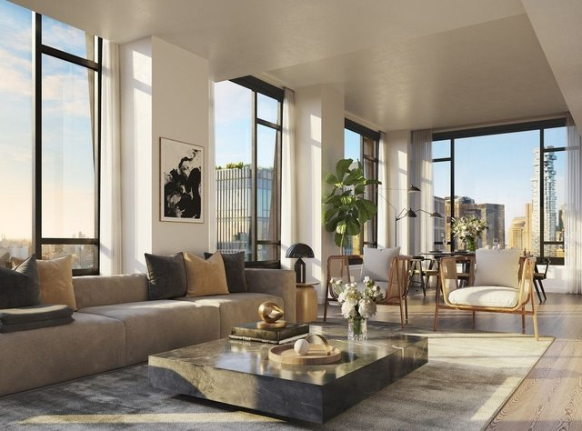 2 Bedrooms, Hudson Square Rental in NYC for $16,075 - Photo 1