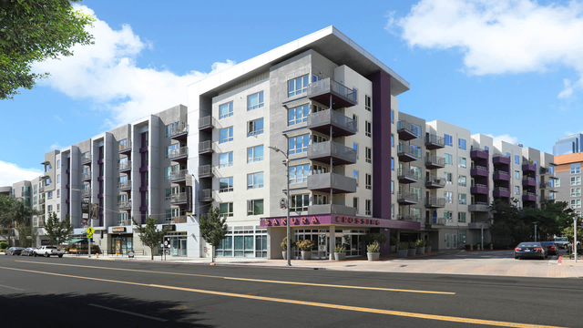 2 Bedrooms, Little Tokyo Rental in Los Angeles, CA for $3,266 - Photo 1