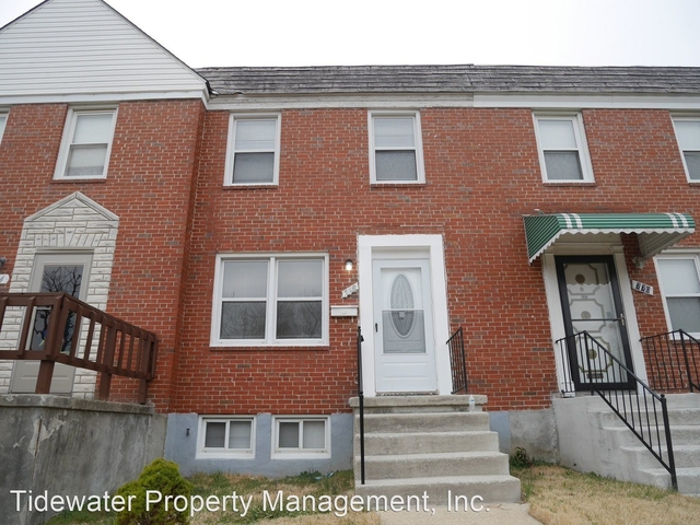 2 Bedrooms, Yale Heights Rental in Baltimore, MD for $1,225 - Photo 1
