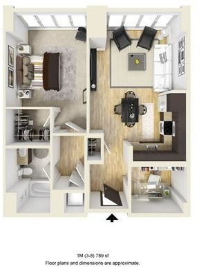 1 Bedroom, West Fens Rental in Boston, MA for $4,206 - Photo 1
