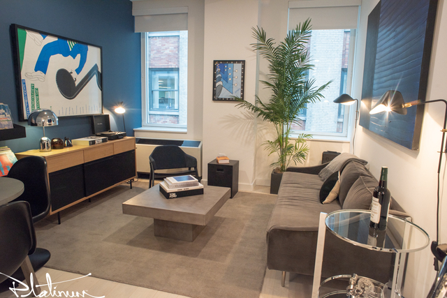 Studio, Financial District Rental in NYC for $6,140 - Photo 1