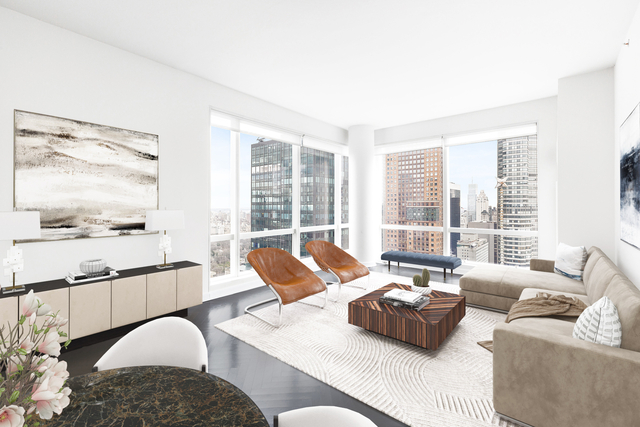 2 Bedrooms, Theater District Rental in NYC for $6,250 - Photo 1