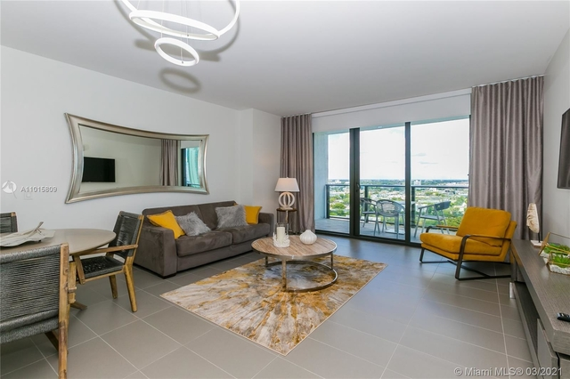 1 Bedroom, Media and Entertainment District Rental in Miami, FL for $4,500 - Photo 1