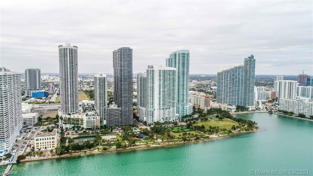 2 Bedrooms, Seaport Rental in Miami, FL for $2,500 - Photo 1