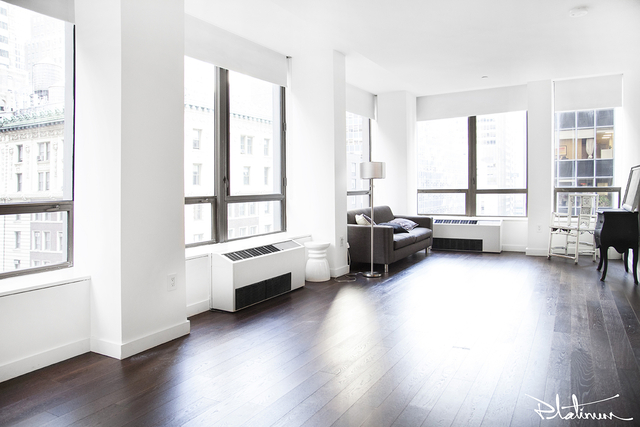 2 Bedrooms, Financial District Rental in NYC for $6,356 - Photo 1