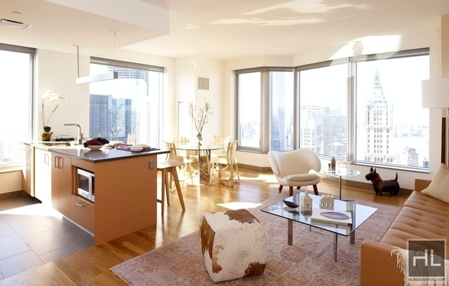 2 Bedrooms, Financial District Rental in NYC for $8,159 - Photo 1