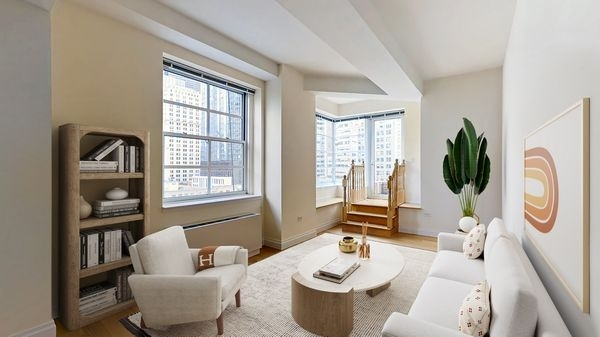 1 Bedroom, Financial District Rental in NYC for $3,842 - Photo 1