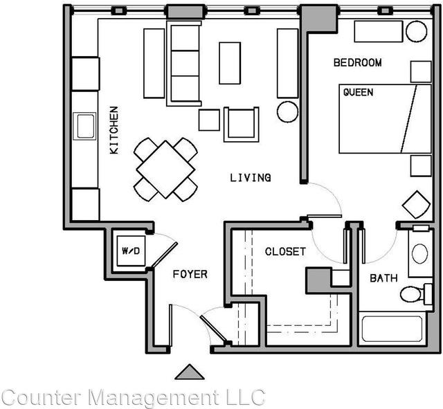 1 Bedroom, Rittenhouse Square Rental in Philadelphia, PA for $1,745 - Photo 1