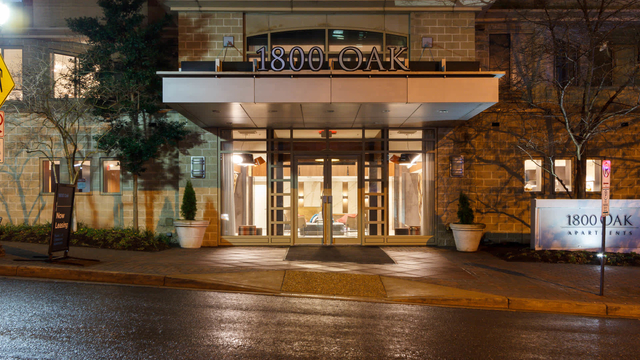 1 Bedroom, North Rosslyn Rental in Washington, DC for $2,410 - Photo 1