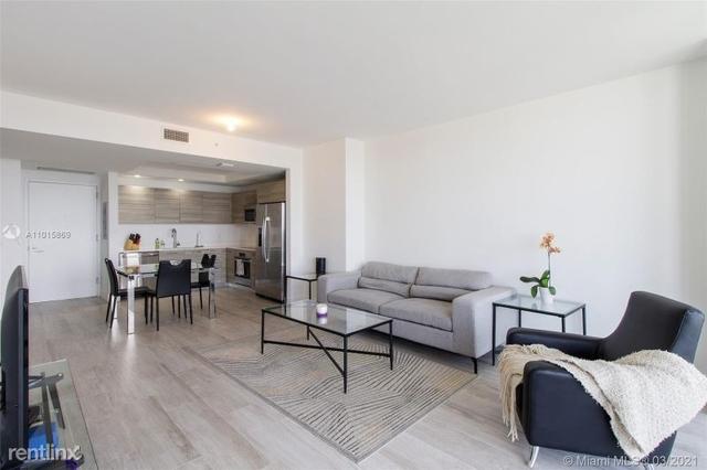 1 Bedroom, Midtown Miami Rental in Miami, FL for $3,500 - Photo 1
