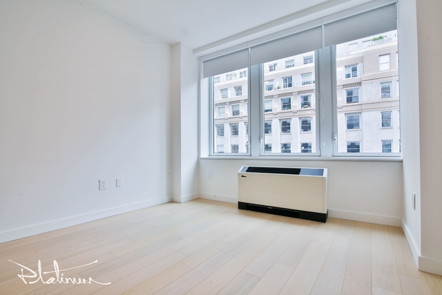 Studio, Financial District Rental in NYC for $6,542 - Photo 1