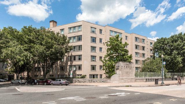 Studio, Woodley Park Rental in Washington, DC for $1,882 - Photo 1