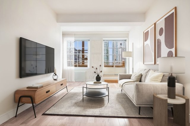 1 Bedroom, Financial District Rental in NYC for $2,458 - Photo 1
