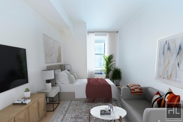 Studio, Financial District Rental in NYC for $1,845 - Photo 1