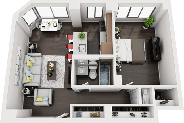 1 Bedroom, Murray Hill Rental in NYC for $3,253 - Photo 1