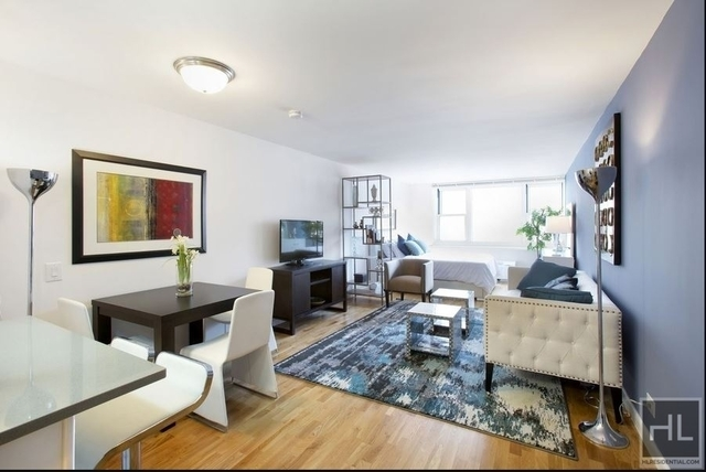 Studio, Battery Park City Rental in NYC for $2,600 - Photo 1