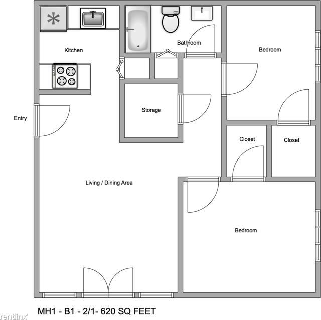 2 Bedrooms, Redbird Rental in Dallas for $1,158 - Photo 1