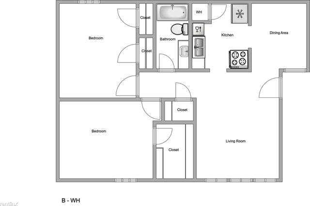 1 Bedroom, Redbird Rental in Dallas for $969 - Photo 1