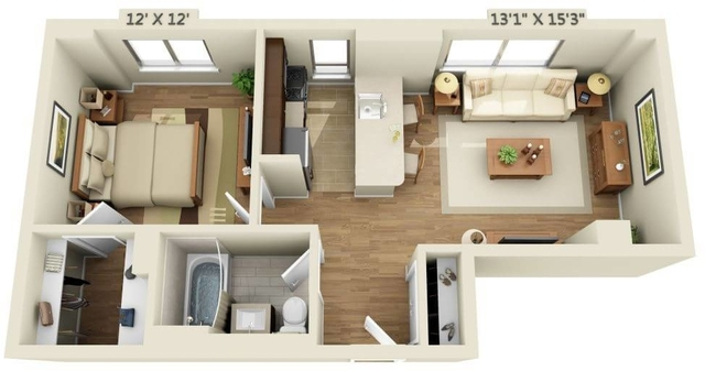 1 Bedroom, Chelsea Rental in NYC for $4,178 - Photo 1