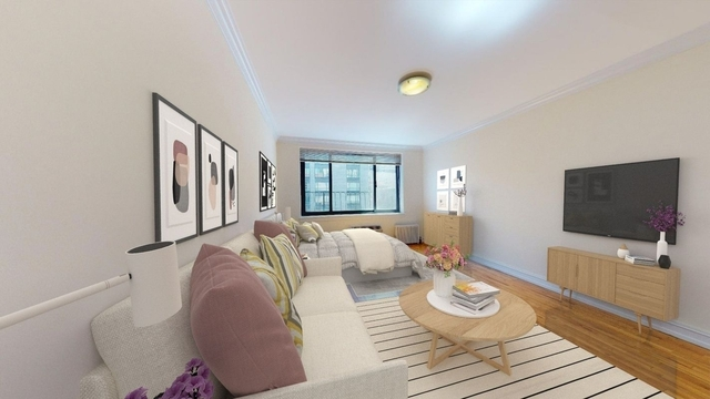 Studio, Yorkville Rental in NYC for $1,396 - Photo 1