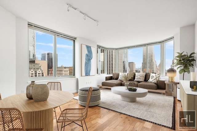 2 Bedrooms, Financial District Rental in NYC for $6,594 - Photo 1