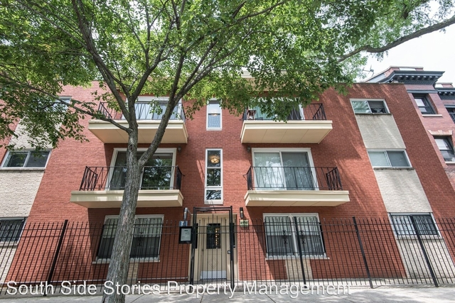 2 Bedrooms, Grand Boulevard Rental in Chicago, IL for $1,435 - Photo 1