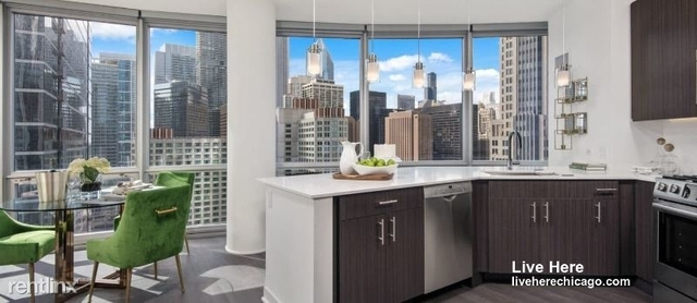 2 Bedrooms, Streeterville Rental in Chicago, IL for $5,188 - Photo 1