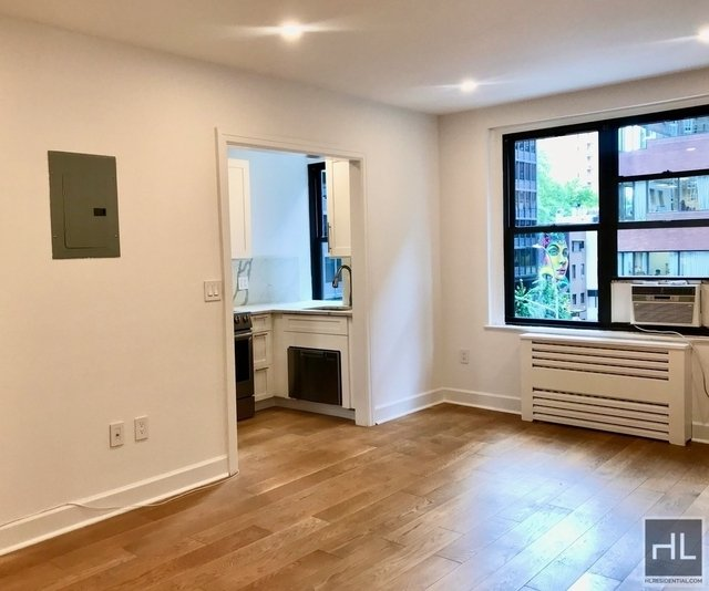 Studio, Turtle Bay Rental in NYC for $3,500 - Photo 1