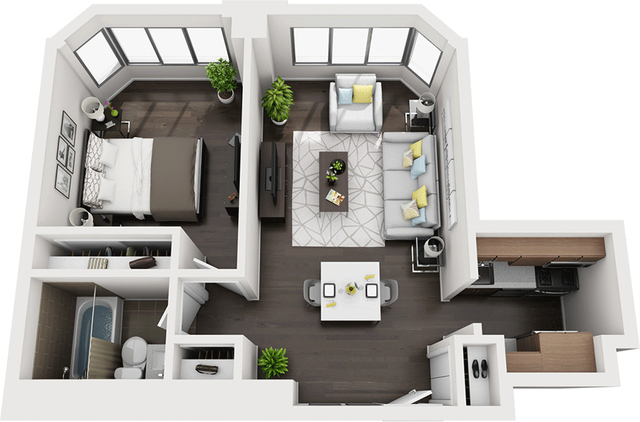 1 Bedroom, Murray Hill Rental in NYC for $3,039 - Photo 1