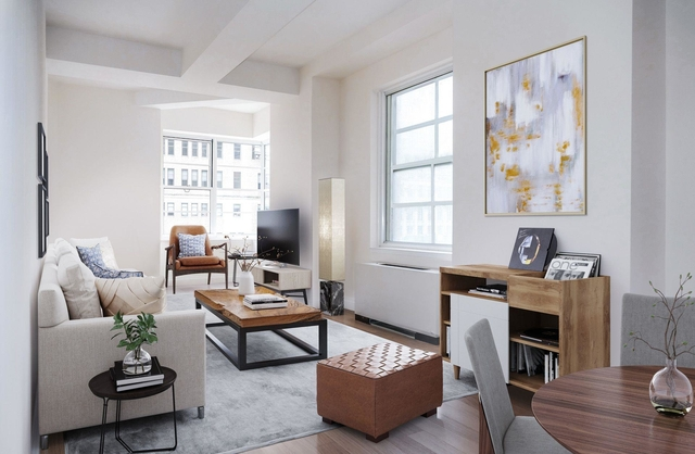 1 Bedroom, Financial District Rental in NYC for $4,725 - Photo 1