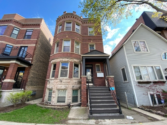 3 Bedrooms, Roscoe Village Rental in Chicago, IL for $1,625 - Photo 1