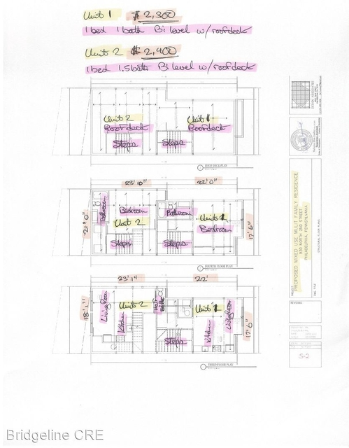 1 Bedroom, Northern Liberties - Fishtown Rental in Philadelphia, PA for $2,300 - Photo 1