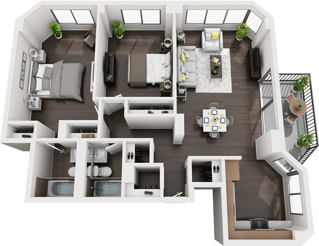 2 Bedrooms, Murray Hill Rental in NYC for $5,927 - Photo 1