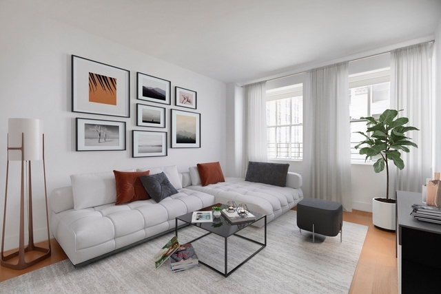 1 Bedroom, Financial District Rental in NYC for $3,541 - Photo 1