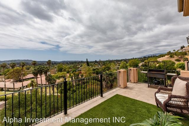 3 Bedrooms, Mission Canyon Rental in Santa Barbara, CA for $8,000 - Photo 1