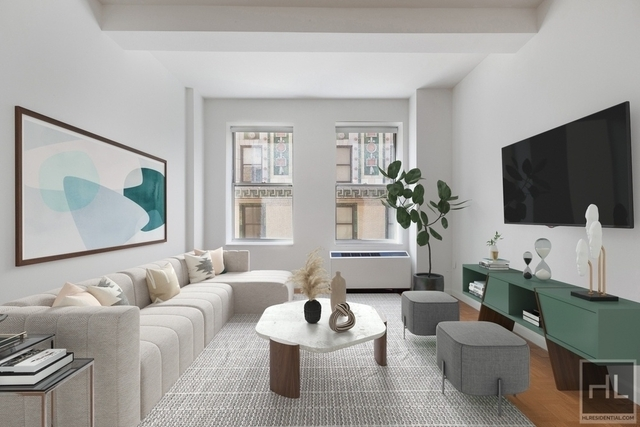 1 Bedroom, Financial District Rental in NYC for $3,365 - Photo 1