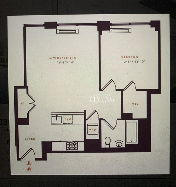 1 Bedroom, Greenwich Village Rental in NYC for $5,995 - Photo 1