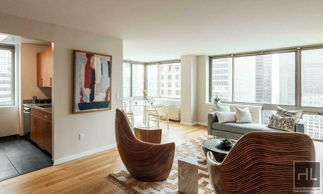 2 Bedrooms, Financial District Rental in NYC for $6,440 - Photo 1