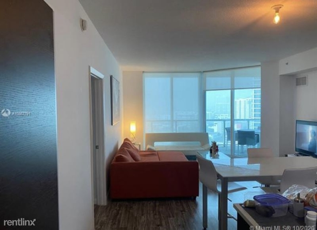 2 Bedrooms, Media and Entertainment District Rental in Miami, FL for $2,440 - Photo 1