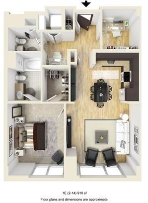 1 Bedroom, West Fens Rental in Boston, MA for $4,856 - Photo 1