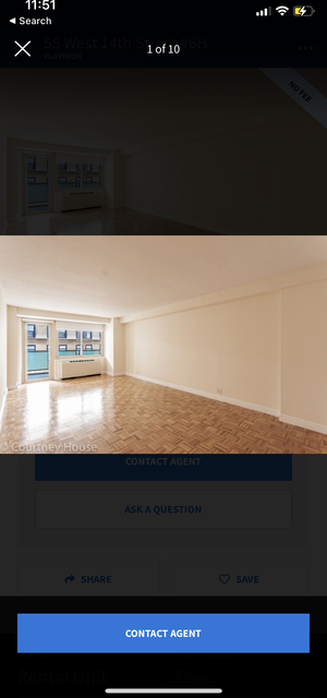 1 Bedroom, Flatiron District Rental in NYC for $4,041 - Photo 1