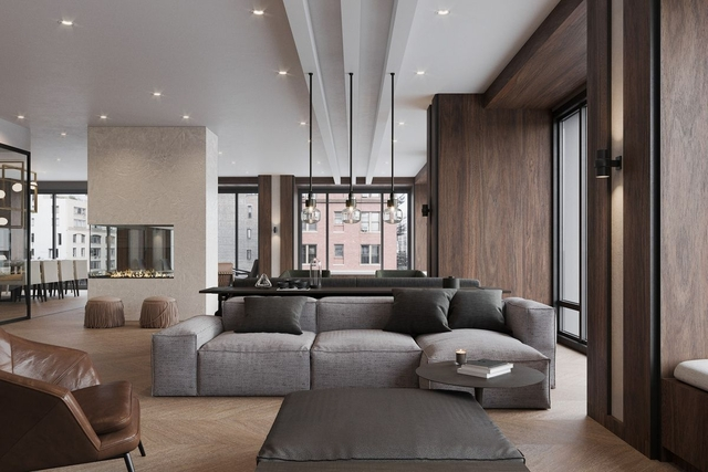 2 Bedrooms, Hudson Square Rental in NYC for $12,429 - Photo 1